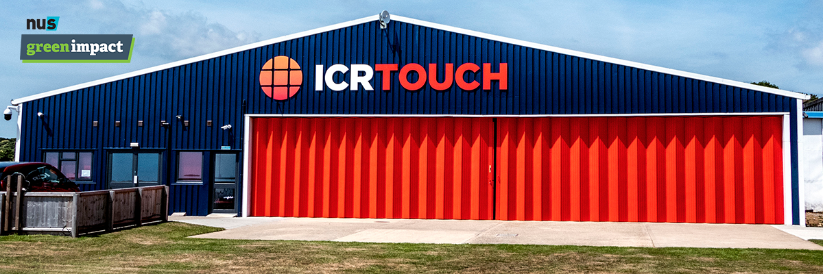 ICRTouch continue to save on CO2 emissions