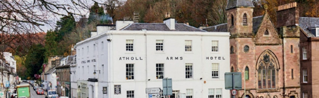 Atholl Arms Hotel - ICR Scotland - ICRTouch EPoS Software