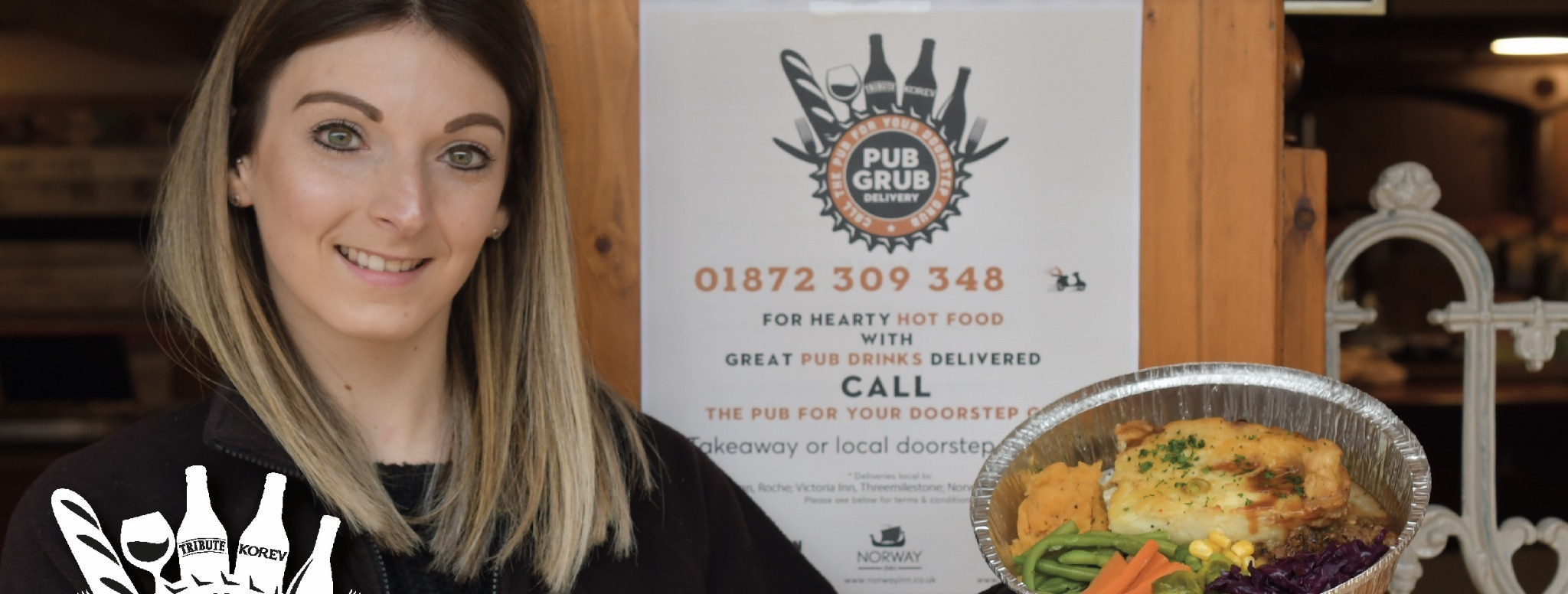 Online Order/Delivery A Hit For Pubs & Bars